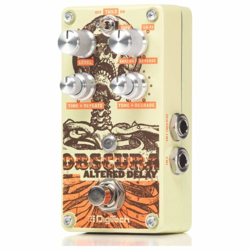 Digitech OBSCURA Altered Stereo Delay Pedal