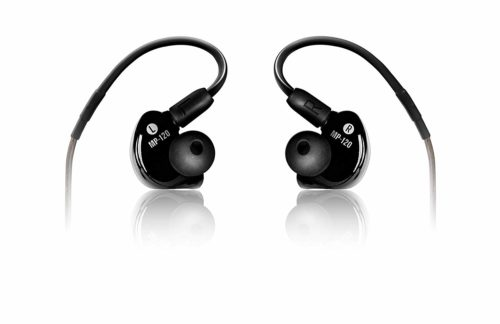Mackie in-Ear Headphones and Monitors, Single Driver (MP-120)